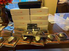 8 X DJI TLW004 Ryze Tello EDU Drone + 12 bats + 11 extra props + 2 chargers MORE