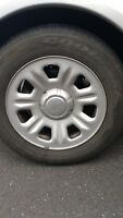 Ford Territory rim and tyre