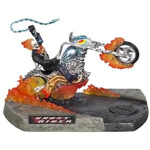 2006 Titanium Series Die Cast Marvel Ghost Rider Hasbro New Never Opened