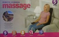 BDP Thigh And Back Massage Chair For Home Office Car - 5 Programs Heat Function