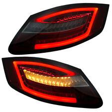 VOLL LED Rückleuchten für Porsche Boxster 987 + Cayman Bj. 2004-2009 Rot/Smoke