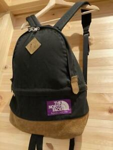 THE NORTH FACE PURPLE LABEL Backpack MEDIUM DAY PACK Brown Nanamica