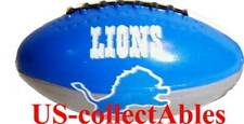 NFL Detroit Lions Football Keychain Unique Rare Sports Collectible Souvenir Gift