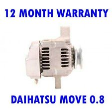 DAIHATSU MOVE 0.8 MPV 1996 1997 1998 1999 2000 2001 2002 ALTERNATOR