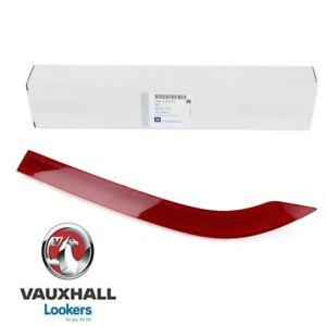 Genuine Vauxhall Insignia A Estate N/S Left Rear Bumper Reflector 22950979 09-