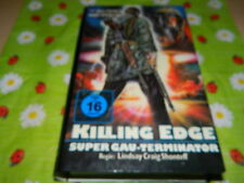 Killing Edge - Super Gau Terminator - IVE Erstauflage - no DVD
