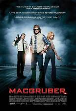 MACGRUBER Movie POSTER 27x40 Canadian