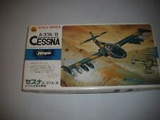 HASEGAWA  A-37A/B CESSNA PLASTIC MODEL 1/72