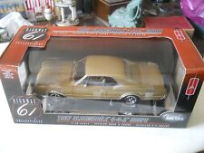 Highway 61 1967 Oldsmobile 4-4-2 Coupe 1:18 Diecast
