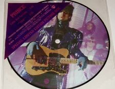 PRINCE SPECIAL LIMITED EDITION 7-INCH PICTURE DISC