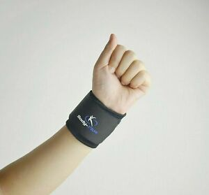 Wrist Support Neoprene Sports Brace Adjustable Strap medically approved