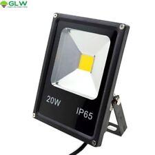 GLW LED luz de inundación 10W 20W 30W 50W Lámpara al Aire Libre Seguridad IP65 Impermeable 220V F