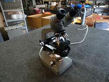 Olympus Khc Phase Contrast Microscope 10x 20x 40x 100x Plan Objective Wf10x Eyes