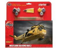AIRFIX® 1:72 WESTLAND SEA KING HAR.3 MODEL HELICOPTER ROYAL NAVY RESCUE A55307