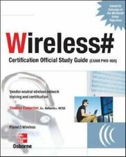 Wireless# Certification Official Study Guide : Exam PWO-050 by Tom Carpenter (2…