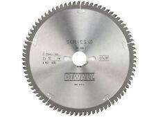 DEWALT - Circular Saw Blade 250 x 30mm x 80T Series 40 Extra Fine Finish