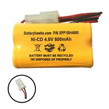 Interstate Batteries NIC0905 Ni-CD Battery Pack Replacement for Emergency / Exit