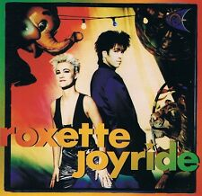 Roxette-Joyride CD décoloration a un like a flower (Every Time You Leave)