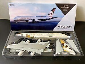 RARE Limited Etihad Airways Airbus A380 A6-APA 1:200 Lysia Resin Plane Model