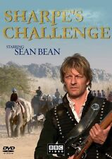 Sharpe's Challenge  (DVD) Sean Bean  NEW sold as is