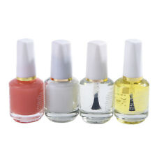 4pcs Nails Cuticle Softener Remover  Nourishment Oil Base Oil Gloss Oil Kit DS+y