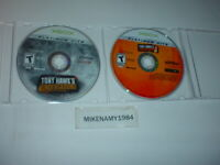 TONY HAWK'S UNDERGROUND 1 & 2 both games disc only for MICROSOFT XBOX