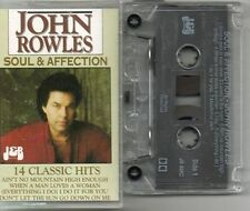 Album Excellent (EX) Inlay Condition Pop Music Cassettes