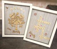 High Quality Personalised Family Tree Frame Wedding Gift,Home,Christmas&Birthday