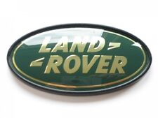 RANGE ROVER L322  2002-12 REAR OVAL LOGO DECAL BADGE - DAH100680