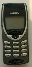 Nokia 8260 Cell Phone Vintage Gray Cingular Fast Ship Good Used PARTS Vintage