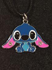 STITCH Necklace NEW Disney Alien Experiment 626 Blue LILO Friend (large)