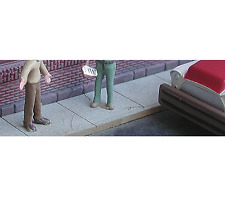 BAR MILLS HO SCALE 1/87 SIDEWALKS BUILDING KIT | SHIPS IN 1 BUSINESS DAY | 682