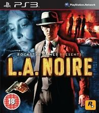 LA NOIRE PS3 ORIGINAL Game (PRE OWNED) (USED) Excellent Condition
