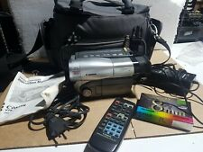 CANON V75Hi  8MM VIDEO TAPE Camcoder, with  accessories