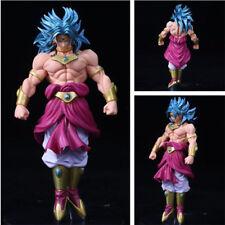 "Dragon Ball Z Tenkaichi 7 Broly No.83 Banpresto 8""/20cm Figure Figurine Toy Gift"