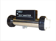 Hydro-Quip Pure Heat Series In-line Bath Heater PH101-15UV 120V 1.5 KW