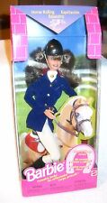 #4574 NRFB Mattel Horse Riding Barbie (Foreign Issued) Fashion Doll