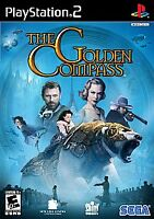 The Golden Compass PlayStation 2 ps2 game only 9c kids game