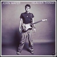 JOHN MAYER - HEAVIER THINGS ~ 10 Track CD Album *NEW*