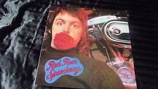 Paul McCartney & Wings Red Rose Speedway vinyl album