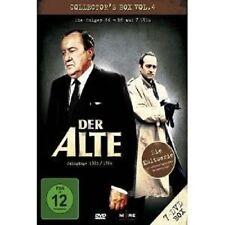 "DER ALTE ""COLLECTORS BOX 4 (FOLGEN 66-86)"" 7 DVD NEU"