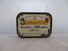 Sardinen in Olivenöl, Jahrgang 2013, Frankreich, 115g