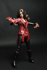 in stock  Avengers 2: Age of Ultron Scarlet Witch 1:6 Action Figure clothes set