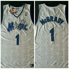 NEW McGrady #1 Orlando Magic Authentic Pro NBA Basketball Jersey Sewn Reebok 56