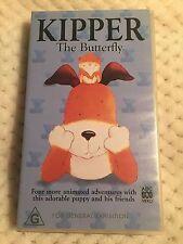 Kipper The Butterfly - RARE VHS