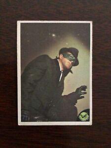 1966 DONRUSS GREEN HORNET TV SHOW TRADING card #26 ~~~ WATCH IT, KATO