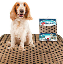 "Simple Solution Washable Travel & Dog Training Pad 2pk XX Large 30x32"" (76x81cm)"
