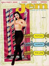 Vintage Jem Magazine June 1958 FN+ 6.5 UNREAD See my store