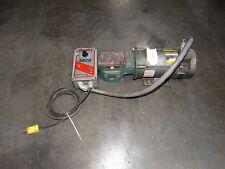 Baldor Motor CDP3440 .75Hp 1750Rpm 90V 7.0A FR:56C W/Reducer Sz Ratio 56/125-10