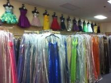 LOT of 10 (Sizes 6-8-10) PROM HOMECOMING SOCIAL FORMAL DRESSES NWT $2000+VALUE